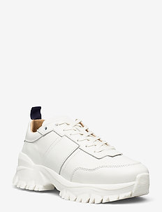AFRIA L - lave sneakers - off white