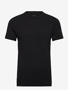 HEIMDALL - kortermede t-skjorter - black