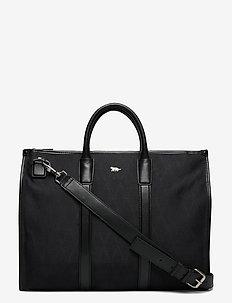 BRAHE J - weekend bags - black