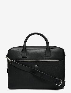 BECKHOLMEN - laptop bags - black