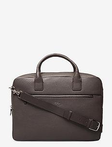 BECKHOLMEN - laptop bags - grey stone