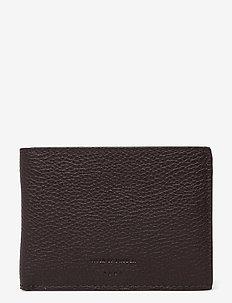 WIVALIUS - wallets - dark brown