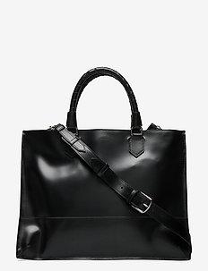 REVANIA - shoppers - black