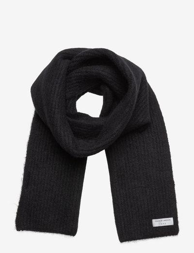 ERLINIA - winterschals - black