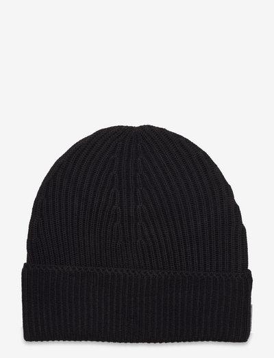 HOLLEIN - czapka - black