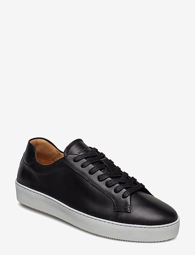 SALASI L - sneakers med lav ankel - black