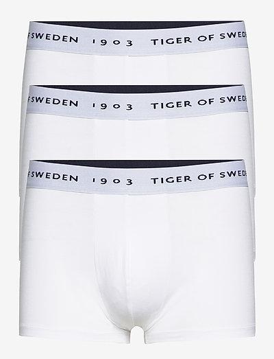 HERMOD - boxers - pure white