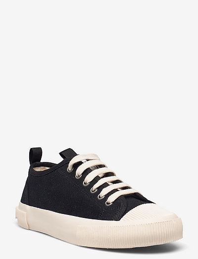 SOLENT TW - sneakers med lav ankel - black