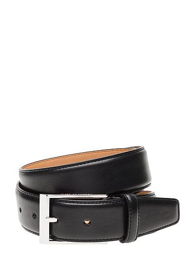 Helmi Accessories Belts Classic Belts Schwarz TIGER OF SWEDEN
