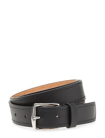 Bjarka Accessories Belts Classic Belts Schwarz TIGER OF SWEDEN
