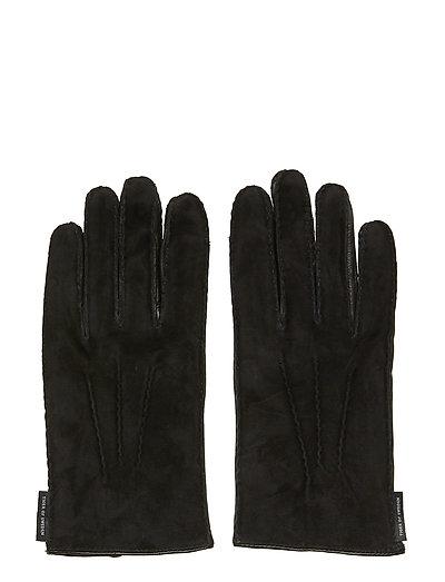 Gustave S Handschuhe Schwarz TIGER OF SWEDEN