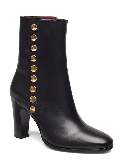 Arden Shoes Boots Ankle Boots Ankle Boots With Heel Schwarz TIGER OF SWEDEN