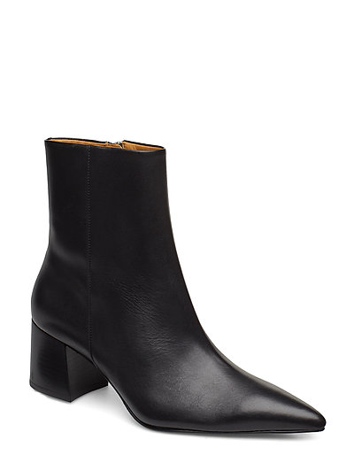 Siran Shoes Boots Ankle Boots Ankle Boots With Heel Schwarz TIGER OF SWEDEN