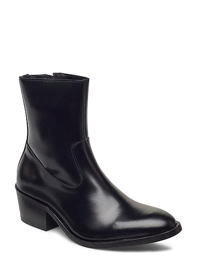 Cadria Shoes Boots Ankle Boots Ankle Boot - Heel Schwarz TIGER OF SWEDEN | TIGER OF SWEDEN SALE