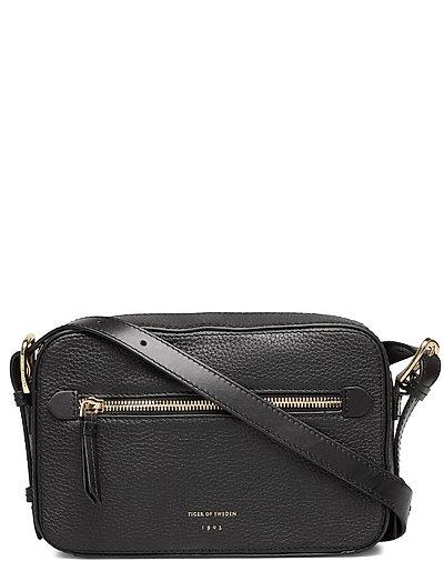Kiva Bags Small Shoulder Bags - Crossbody Bags Schwarz TIGER OF SWEDEN