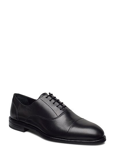 Lathan Shoes Business Laced Shoes Schwarz TIGER OF SWEDEN