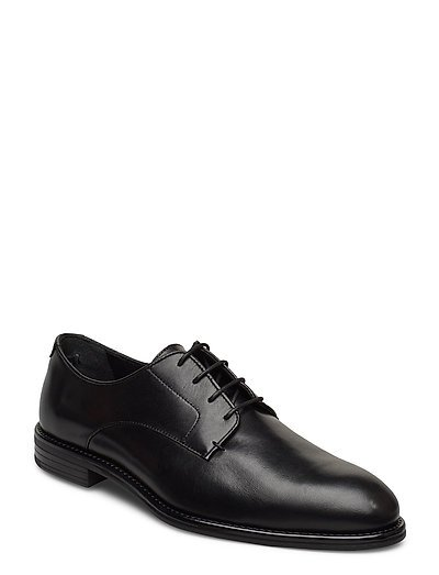 Trent Shoes Business Laced Shoes Schwarz TIGER OF SWEDEN