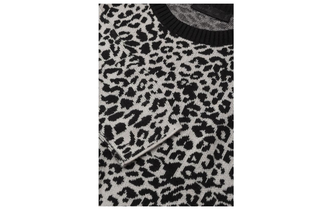 Of Tiger Sweden Laine 50 Leo Pattern Jeans Acrylique Tessie UWpnWgZ4q