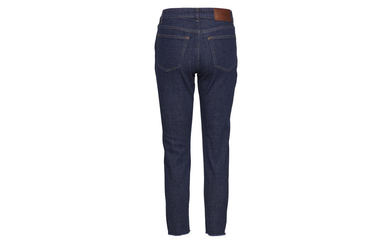 98 2 Tiger Lea Sweden Blue Jeans Coton Of Elastane Midnight q8F8vx
