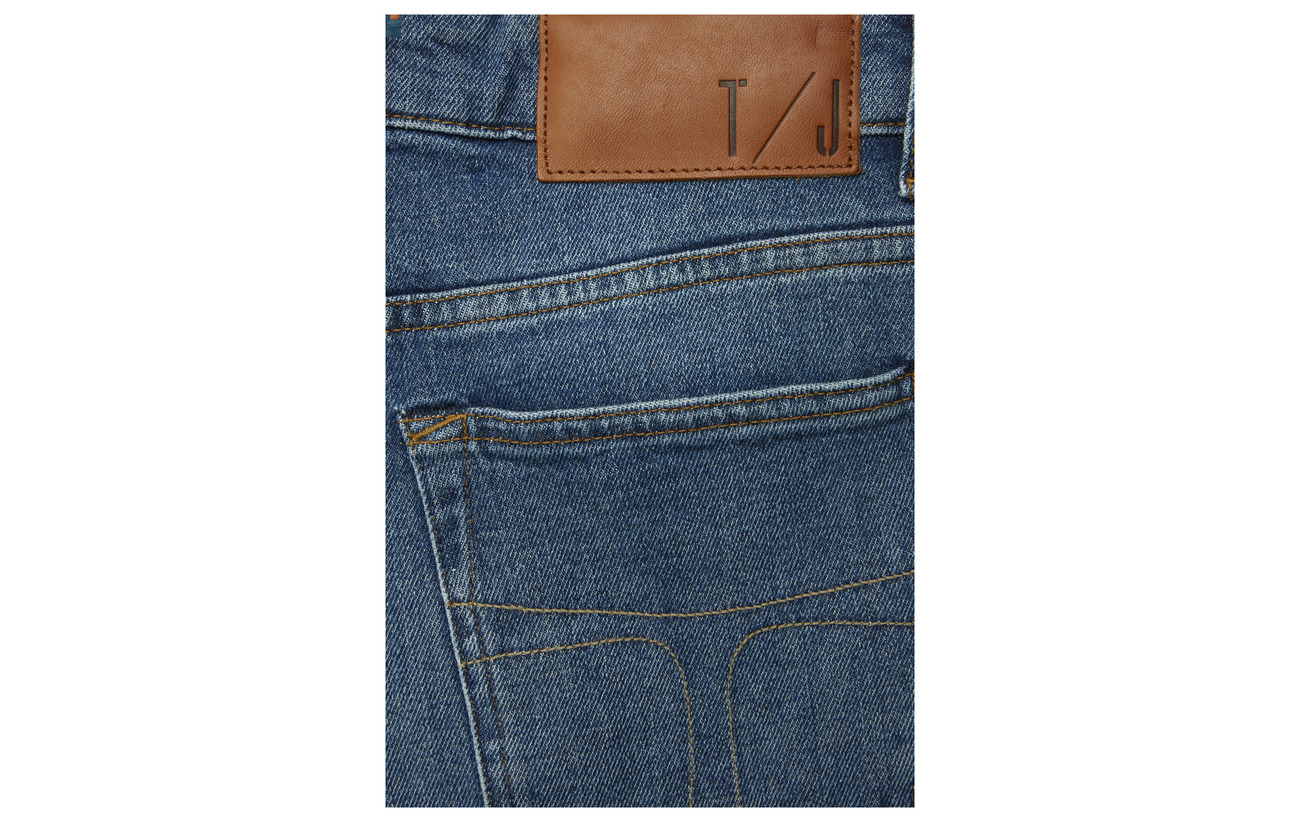 Lea Blue Medium Sweden Elastane Jeans Tiger 99 1 Coton Of XwqtInT
