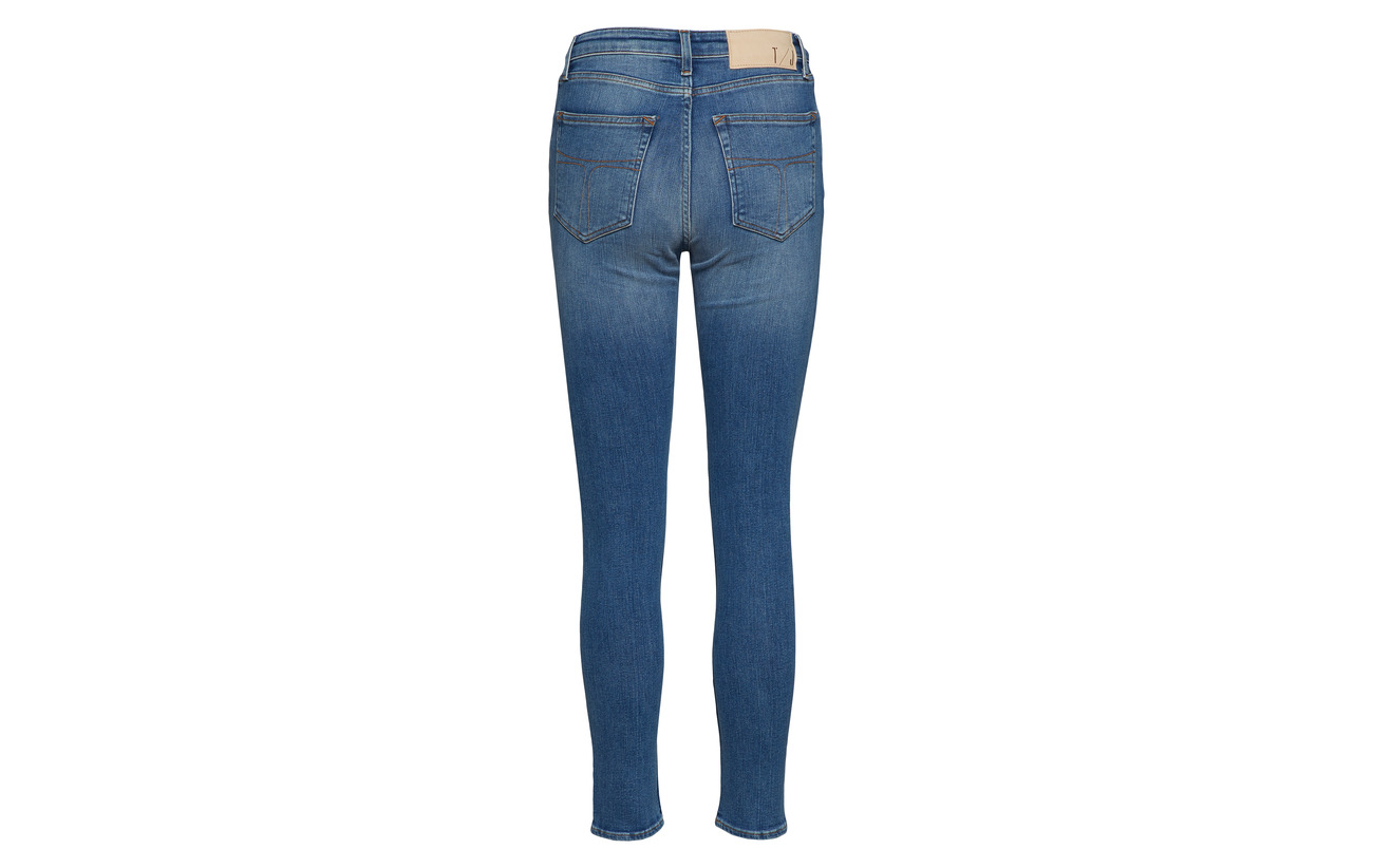 Elastane Coton Blue 5 92 Shelly 5 Tiger 5 Polyester2 Jeans Light Of Sweden wqXx678