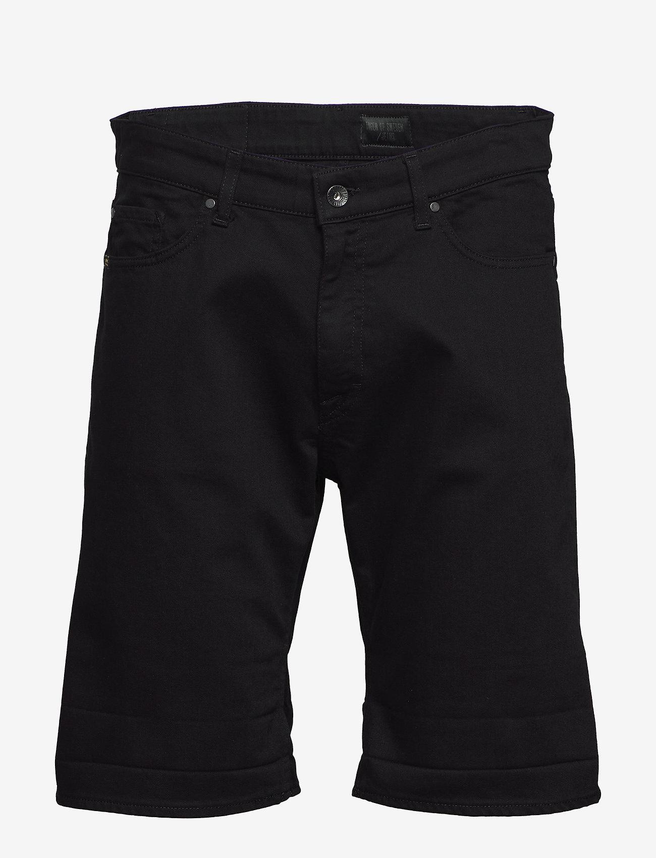 Tiger Of Sweden Jeans Ash.. - Shorts Black