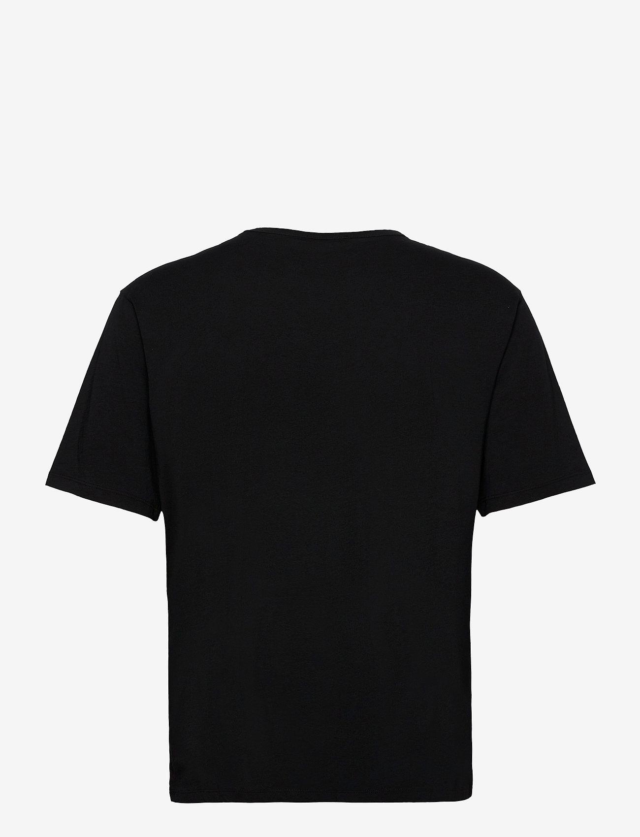 Tiger of Sweden Jeans JELLO PA - T-skjorter BLACK - Menn Klær