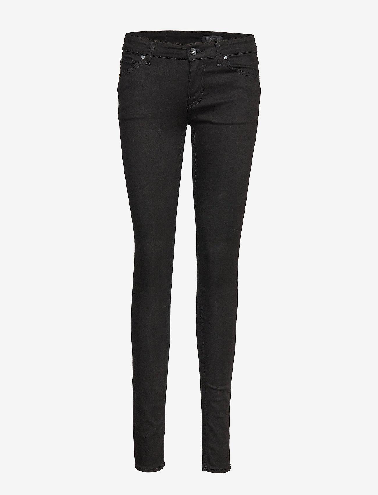 Tiger of Sweden Jeans - SLIGHT - džinsa bikses ar šaurām starām - black - 0