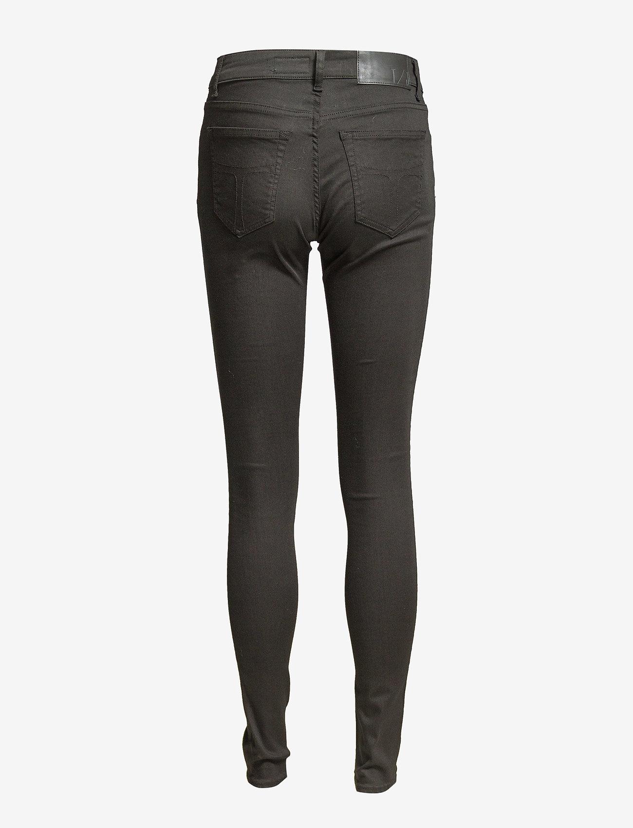 Tiger of Sweden Jeans - SLIGHT - džinsa bikses ar šaurām starām - black - 1