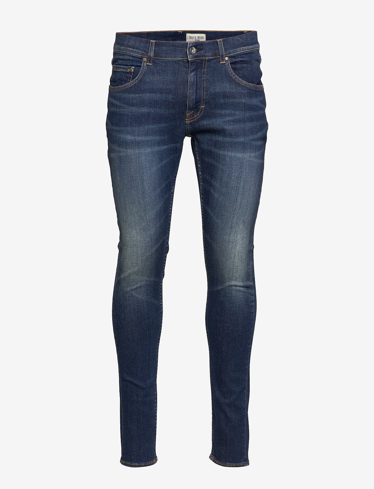 Tiger of Sweden Jeans - SLIM - skinny jeans - royal blue - 0