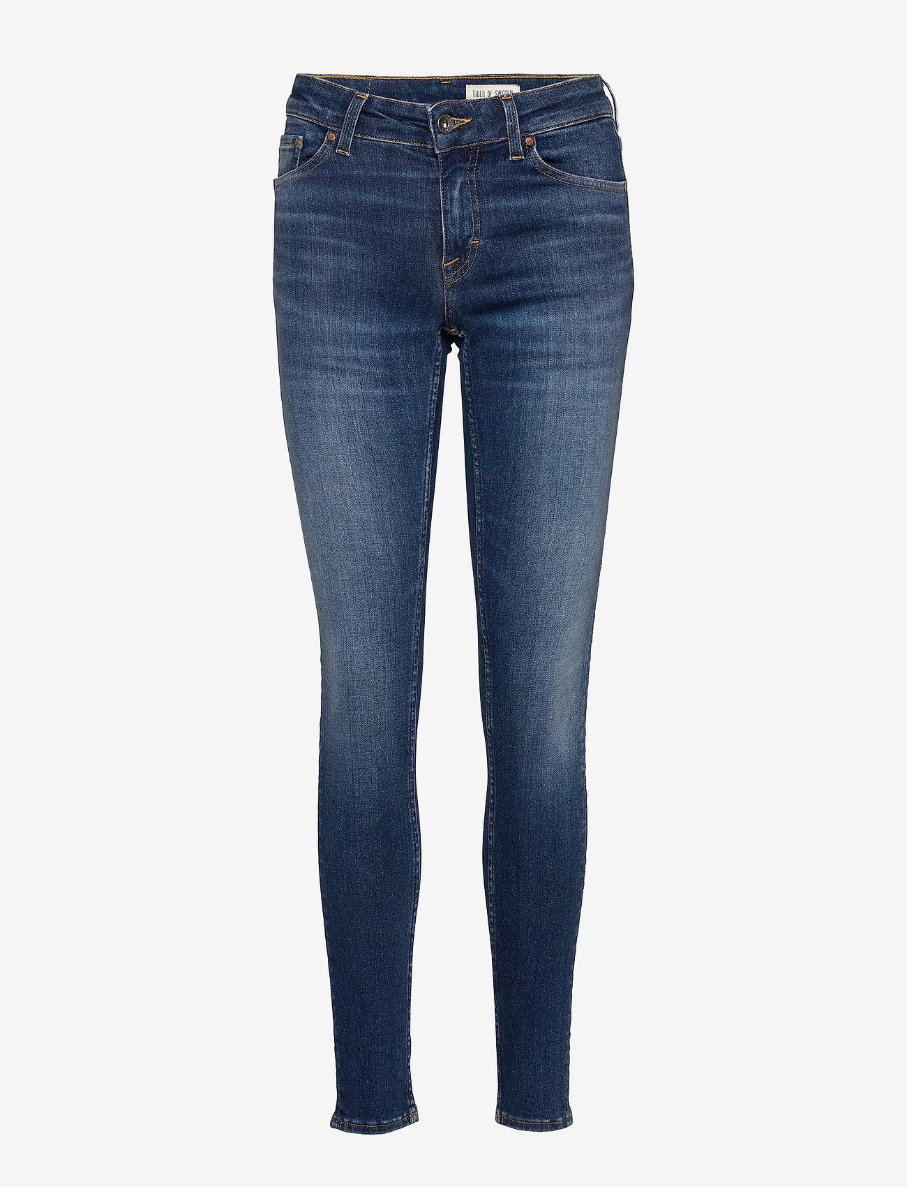 Tiger of Sweden Jeans - SLIGHT - wąskie dżinsy - royal blue - 0