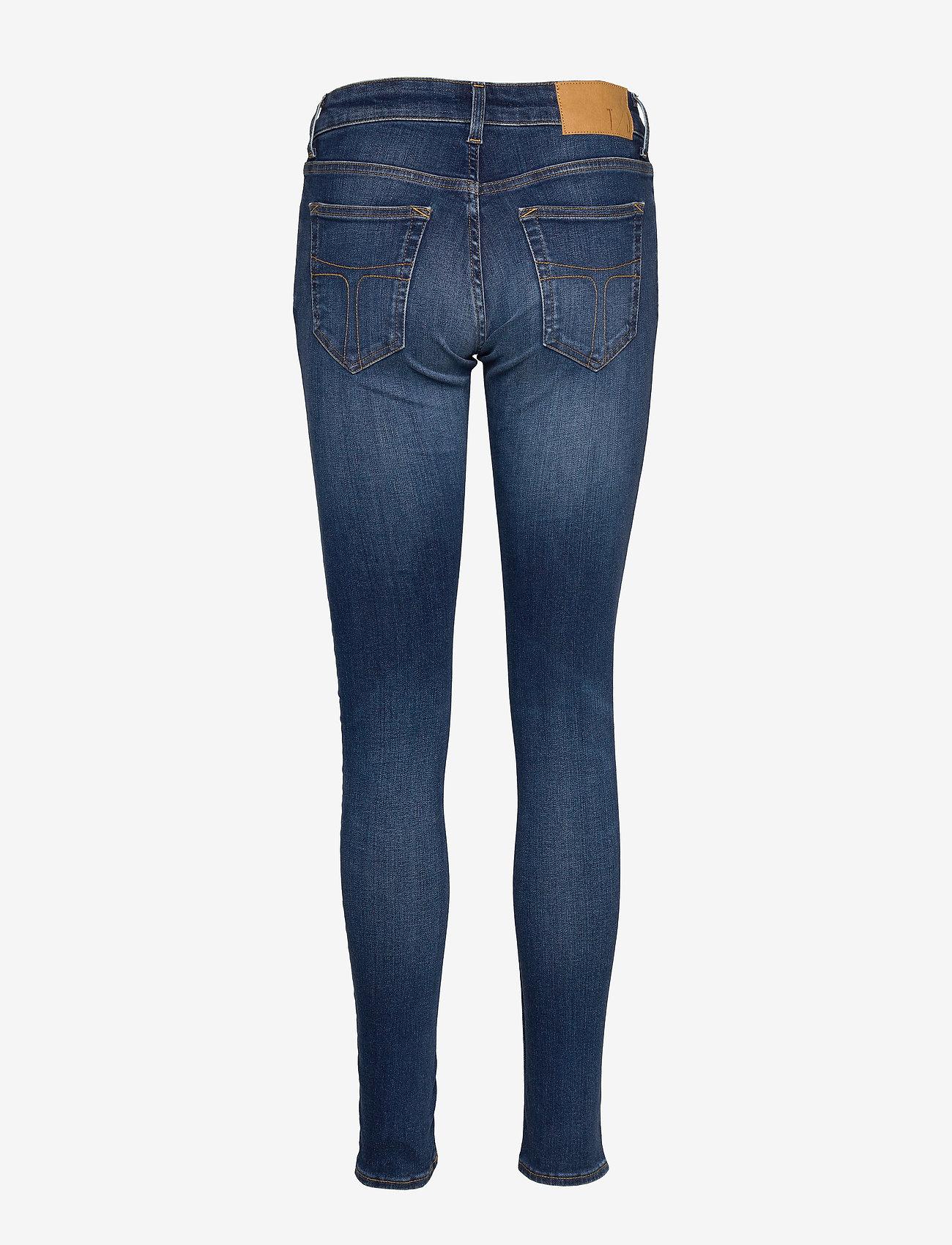 Tiger of Sweden Jeans - SLIGHT - wąskie dżinsy - royal blue - 1