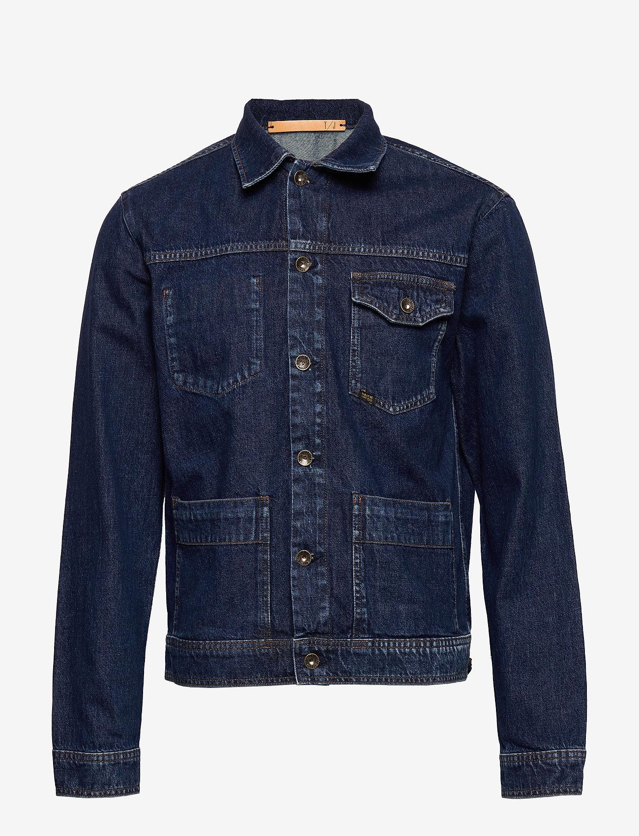 Tiger of Sweden Jeans - MYTH - farkkutakit - royal blue - 0