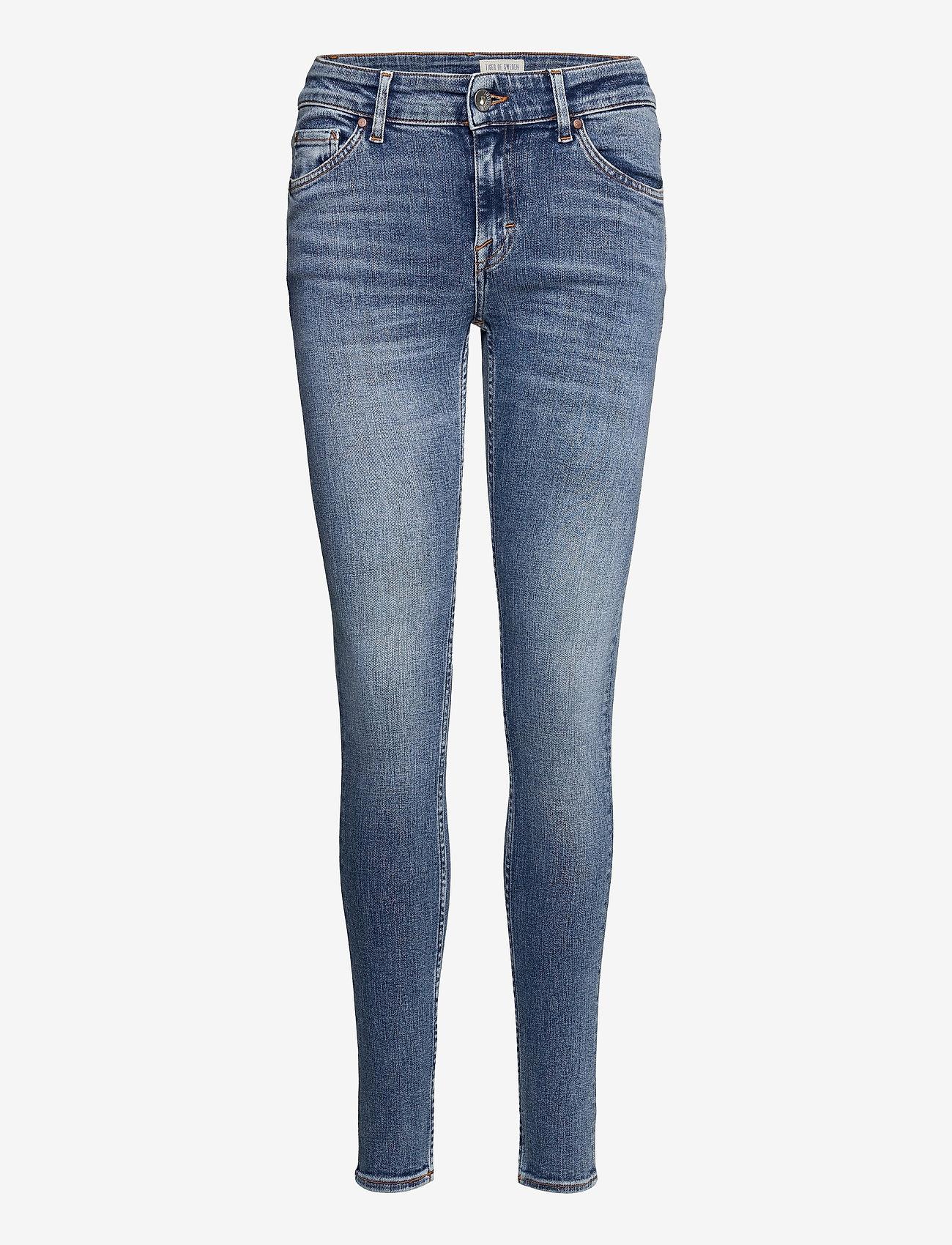Tiger of Sweden Jeans - SLIGHT - slim jeans - dust blue - 0