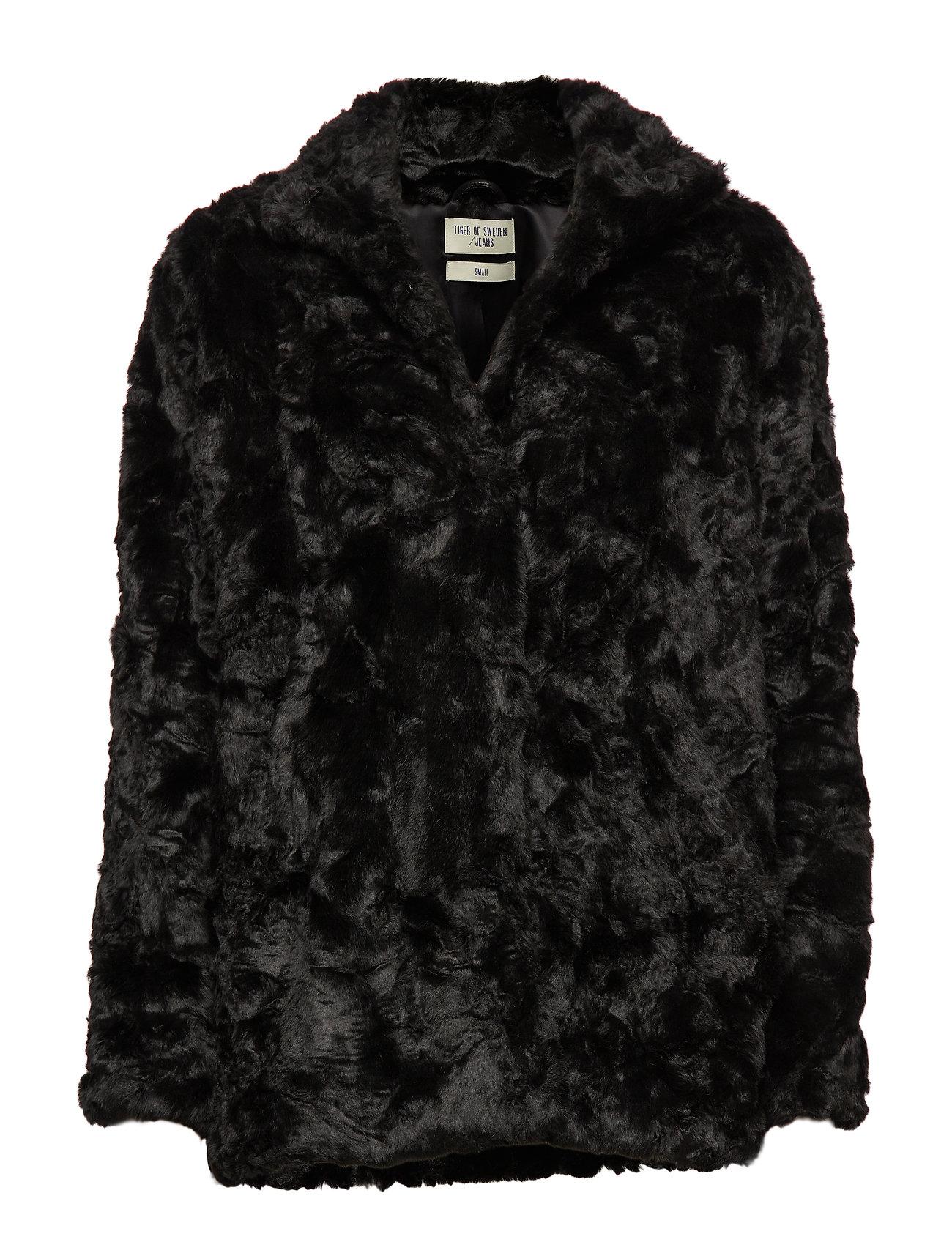 Tiger of Sweden Jeans MINIMAL. - BLACK