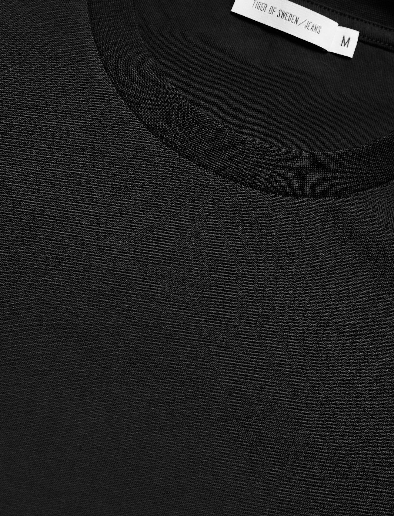 Tiger of Sweden Jeans PRO - T-skjorter BLACK - Menn Klær
