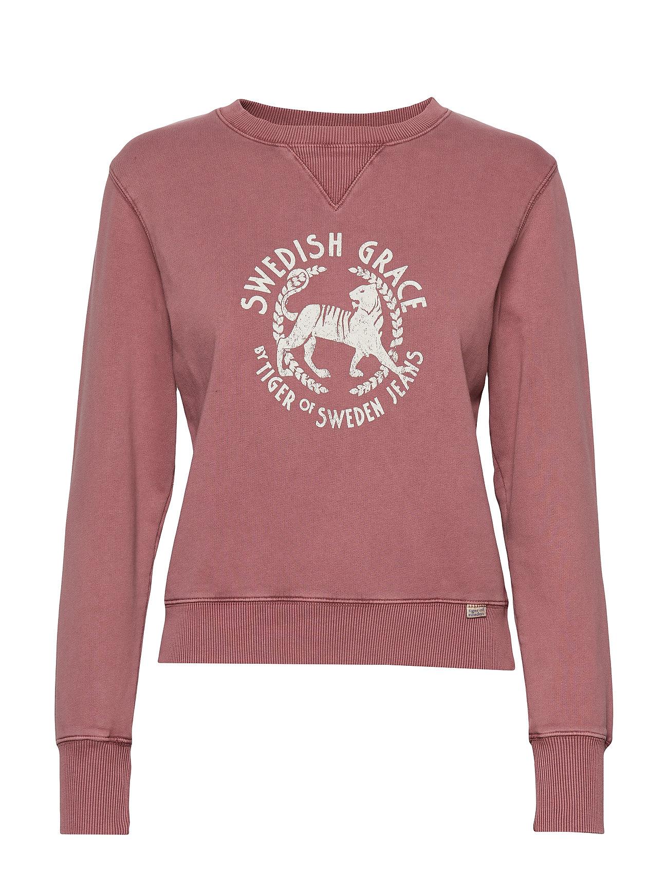 Tiger of Sweden Jeans OBSCURA PR - BACKPACK RED