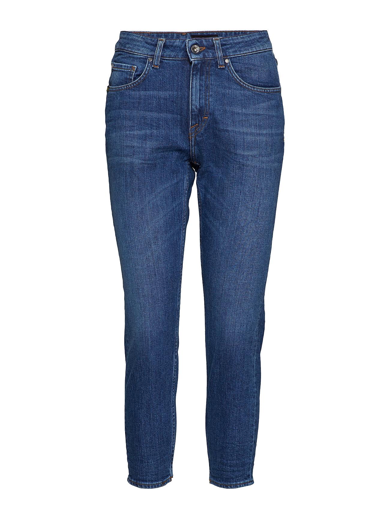 TIGER OF SWEDEN Lea Straight Jeans Hose Mit Geradem Bein Blau TIGER OF SWEDEN JEANS