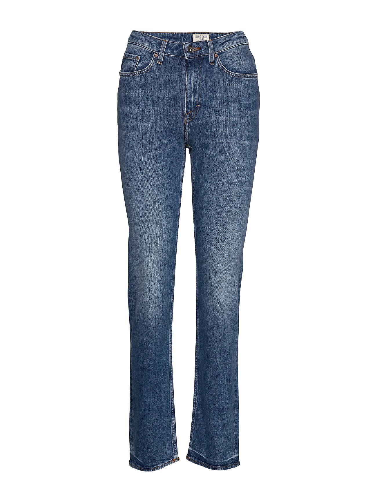 Tiger of Sweden Jeans MEG - MEDIUM BLUE