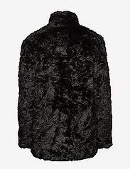 Tiger of Sweden Jeans - MINIMAL. - sztuczne futro - black - 6