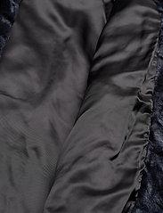 Tiger of Sweden Jeans - MINIMAL. - sztuczne futro - worker blue - 5