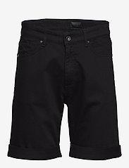 Tiger of Sweden Jeans - ASH.. - farkkushortsit - black - 0