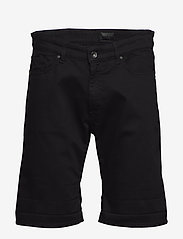 Tiger of Sweden Jeans - ASH.. - farkkushortsit - black - 2