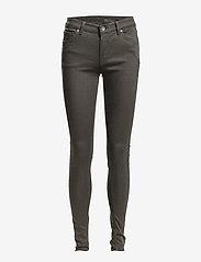 Tiger of Sweden Jeans - SLIGHT - džinsa bikses ar šaurām starām - black - 2
