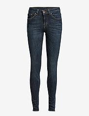 Tiger of Sweden Jeans - SLIGHT - džinsa bikses ar šaurām starām - dust blue - 1