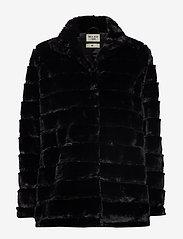 Tiger of Sweden Jeans - NOVEL - sztuczne futro - black - 1