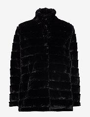 Tiger of Sweden Jeans - NOVEL - sztuczne futro - black - 2