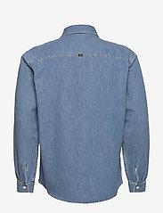 Tiger of Sweden Jeans - PURE NP - podstawowe koszulki - light blue - 2