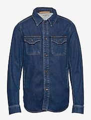 Tiger of Sweden Jeans - GET - farkkutakit - royal blue - 0