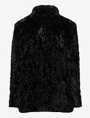 Tiger of Sweden Jeans - MINIMAL. - faux fur - black - 2
